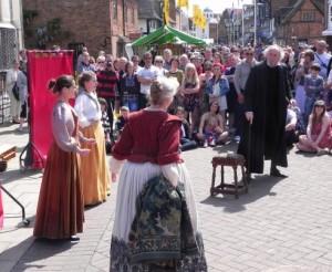 Performing Cervantes