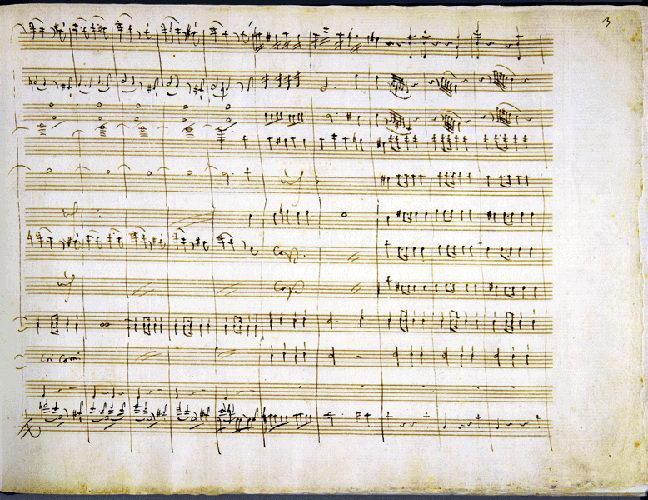 Mozart symphony essay