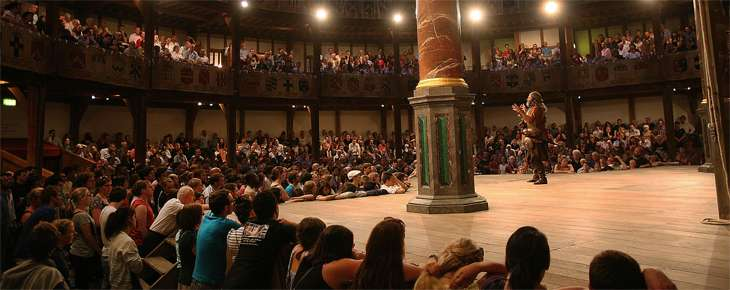 elizabethan theatre audience - photo #36