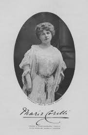 Marie Corelli as she liked to be seen