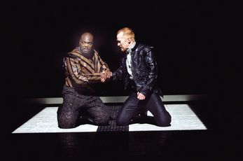 the character of iago in the play othello The character of iago in othello in the play othello, by william shakespeare, there is a display of the different human facets this essay will primarily focus on the.