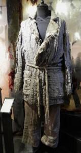 Patrick Stewart's Prospero costume