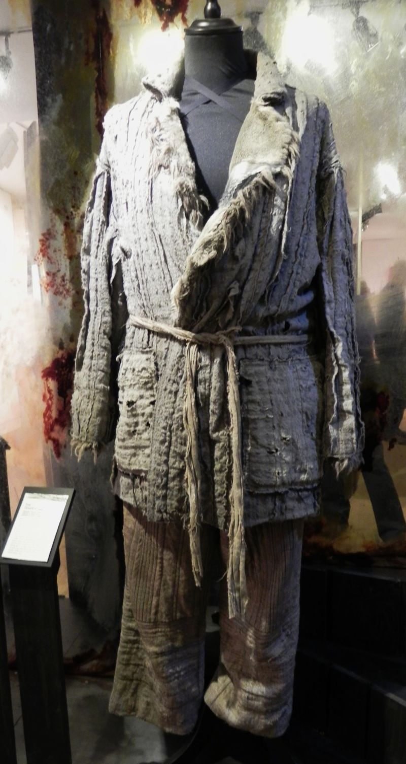 Prosperos Costumes On Display In Stitches With The Rsc The