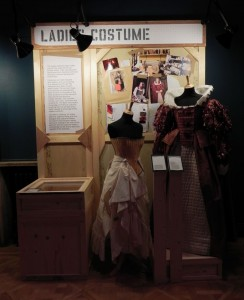 Part of the Costume Craft Exhibition