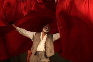 Jospeh Marcell as King Lear