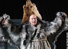 Patrick Stewart in The Tempest, RSC 2006