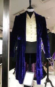 Coat worn by Jeremy Irons, 1986