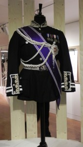 Uniform worn by Tony Sher, 1999