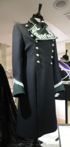 The costume worn by Greg Hicks for the trial scene, 2009