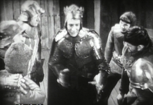 Still from the 1957 Henry V