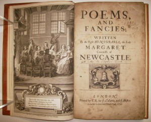Poems and Fancies, one of Margaret Cavendish's publications