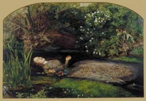 John Everett Millais's Ophelia