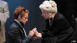 Alex Waldmann as Bertram, Charlotte Cornwell as the Countess