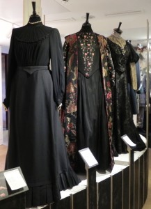 Costumes for Peggy Ashcroft, Judi Dench and Edith Evans