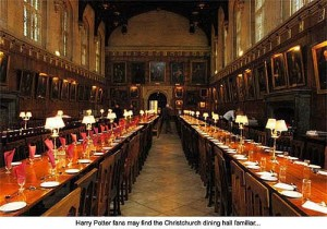 Christ Church College Banqueting Hall, Oxford