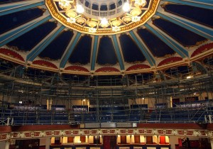 The Brighton Hippodrome, one of the theatres at risk