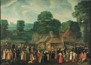 A fete at Bermondsey