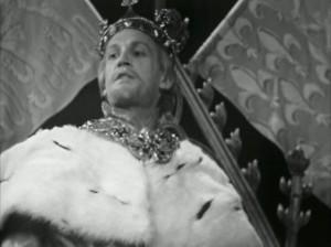 David William as Richard II in An Age of Kings