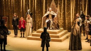 Edward II, National Theatre 2013