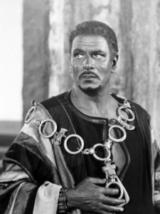 Laurence Olivier as Othello, 1965