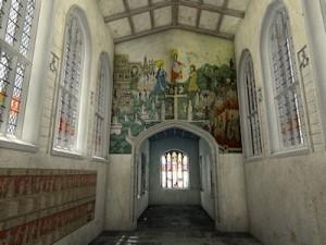 Digital visualisation of the Chapel