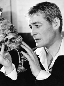 Peter O'Toole as Hamlet