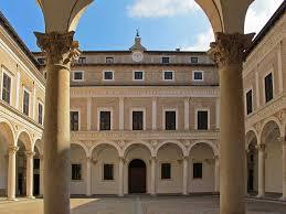 The Palazzo Ducale in Urbino