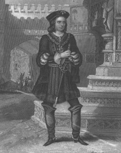 Charles Kean as Richard III
