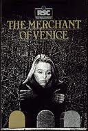 The programme from The Merchant of Venice, 1984