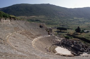 The Theatre in Ephesus