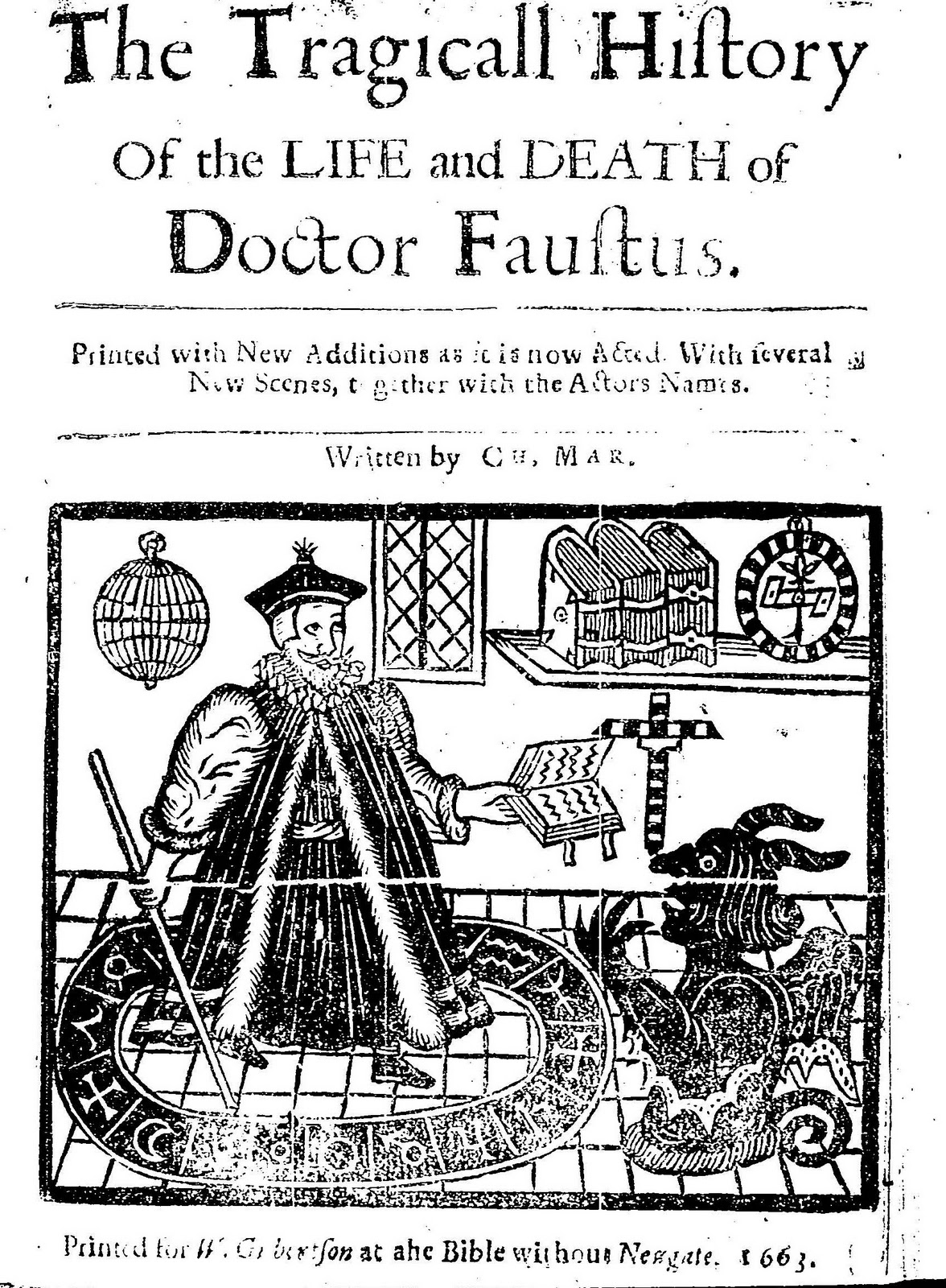 dr faustus and the christian moral View notes - dr faust from rd 002 at montgomery college dr faustus and the christian moral in the play doctor faustus the main character sells his soul to the devil and later dies and is sent to.