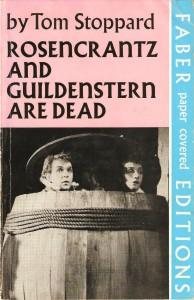Rosencrantz and Guildenstern 1967: John stride as Rosencrantz, Edward Petherbridge as Guildenstern