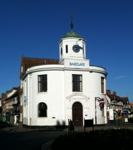 The Market House today