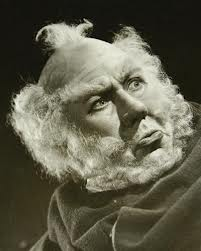 Anthony Quayle as Falstaff, Henry IV, SMT 1951