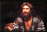 Antony Sher as Shylock, RSC 1987