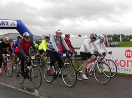 Cyclists Fighting Cancer