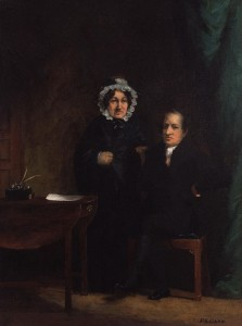 Mary and Charles Lamb by Francis Stephen Cary