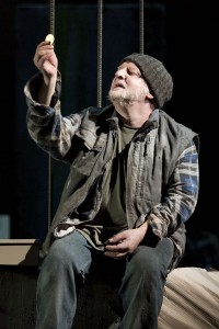 Simon Russell Beale as Timon of Athens