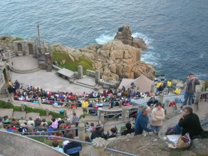 The Minack Theatre, Porthcurno, Cornwall