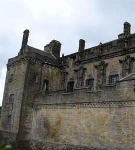 The Prince's Tower, Stirling Castle