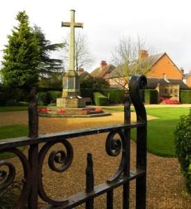 Stratford's War Memorial