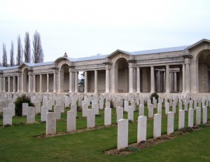 The War Memorial at Arras