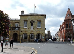 Stratford Town Hall from High St