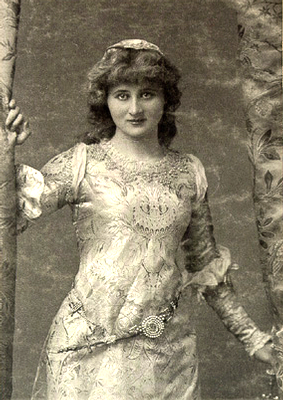 Mary Anderson as Juliet