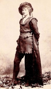 Mary Anderson as Rosalind