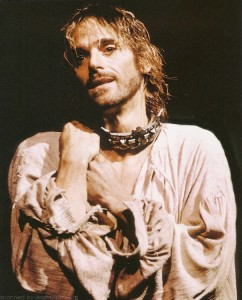 Jeremy Irons in Richard II, 1986
