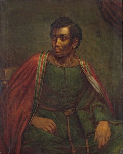 Ira Aldridge as Othello, 1830