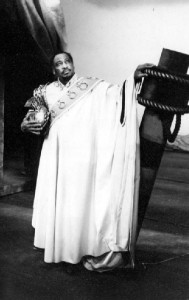Paul Robeson as Othello, SMT 1959