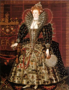 The Hardwick Hall portrait of Queen Elizabeth
