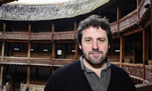 Dominic Dromgoole at Shakespeare's Globe